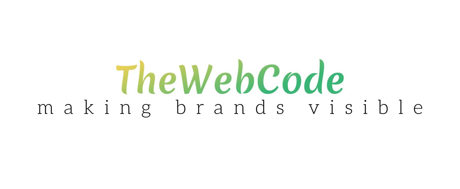 the web code logo